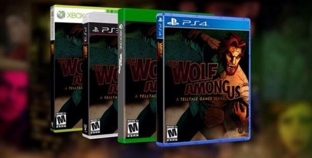 The Wolf Among Us Xbox One PS4