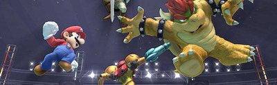 Super Smash Bros. for 3DS / Wii U Screenshot - Super Smash Bros