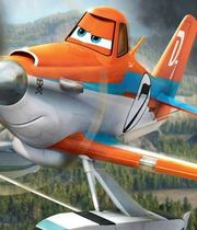 Disney Planes: Fire & Rescue Boxart