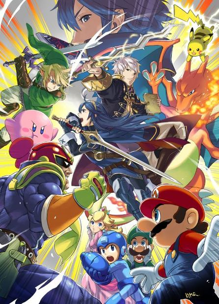 Super Smash Bros. for 3DS / Wii U Image