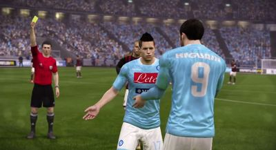 FIFA 15 Screenshot - 1167281