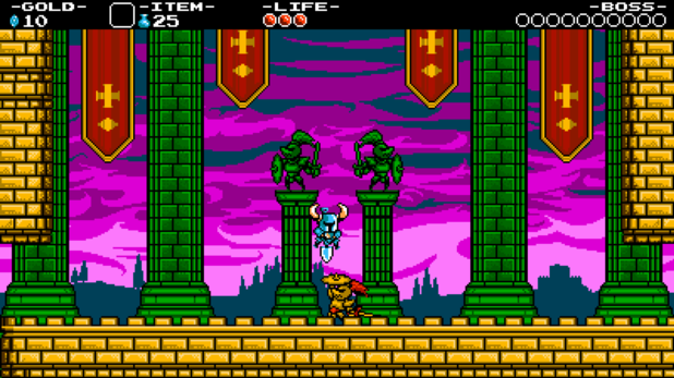 Shovel Knight Screenshot - I have yet to play Shovel Knight and that makes me a bad person