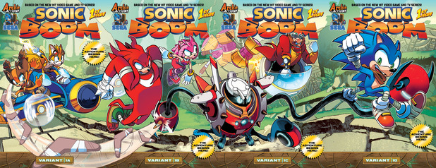 Sonic Boom: Rise of Lyric Screenshot - 1167343