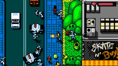 Retro City Rampage Screenshot - 1167349