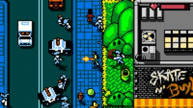 Retro City Rampage Screenshot - 1167350