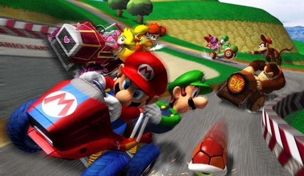 Mario Kart: Double Dash!! Screenshot - 1167358