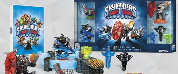 Skylanders Trap Team - Feature