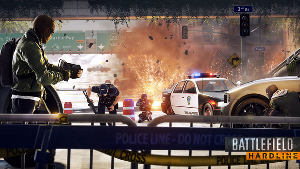 People are taking Battlefield Hardline's delay quite well