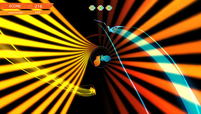 Entwined Screenshot - Entwined is now available for PS3 and PS Vita