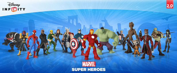 Disney Infinity: Marvel Super Heroes (2.0 Edition) Screenshot - disney infinity: marvel super heroes (2.0 edition) cover