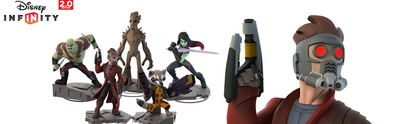 Disney Infinity: Marvel Super Heroes (2.0 Edition) Screenshot - disney infinity: marvel super heroes (2.0 edition) guardians of the galaxy figures