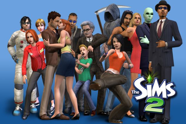 sims 2 play online for free now