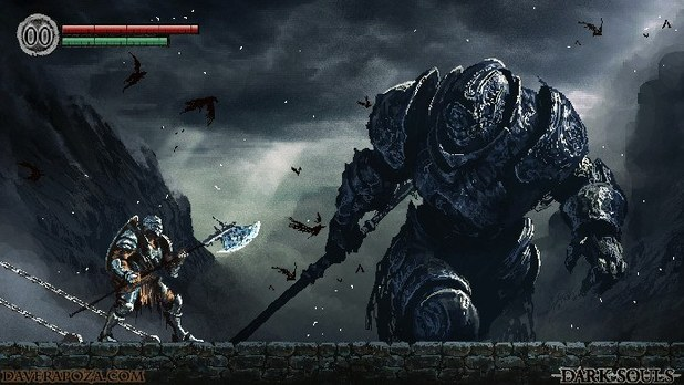 BLEACH: Dark Souls - NDS Screenshot - 1167575