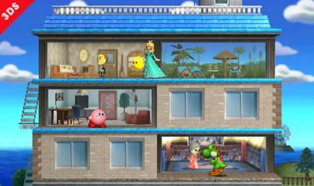 Super Smash Bros. for 3DS / Wii U Screenshot - 1167603