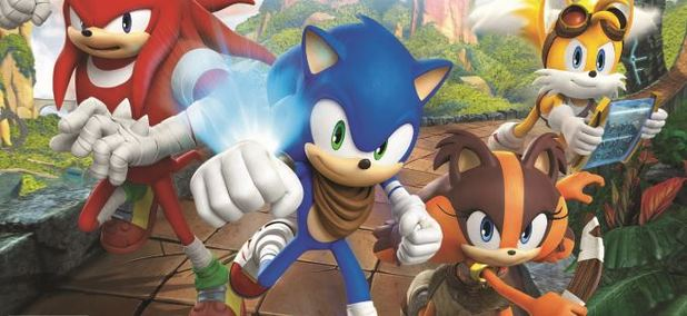 Sonic Boom: Rise of Lyric Screenshot - 1167616