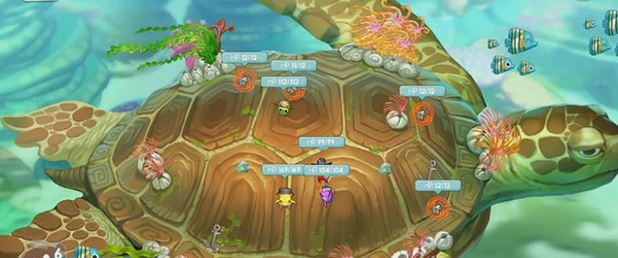 Squids Odyssey - Feature