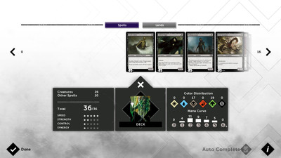Magic 2015 - Duels of the Planeswalkers Screenshot - Duels of the Planeswalkers limited card pool is a huge problem