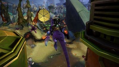 WildStar Screenshot - sabotage
