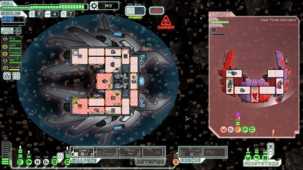 FTL Advanced Edition - PC - 1