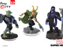 Disney Infinity: Marvel Super Heroes (2.0 Edition) Ronan, Loki, Green Goblin