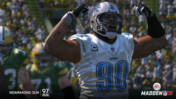 Madden NFL 15 Screenshot - 1167764