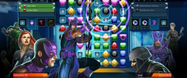 Marvel Puzzle Quest - Feature