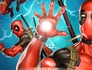 Marvel Puzzle Quest Deadpool splash screen