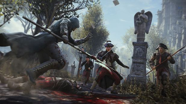 Assassin's Creed Unity Screenshot - 1167811