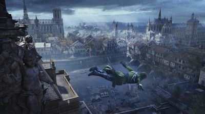 Assassin's Creed Unity Screenshot - 1167813