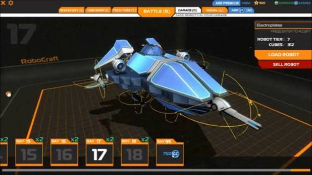 Robocraft Screenshot - 1167824