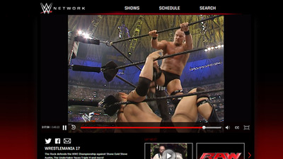 WWE 2K15 Screenshot - So, how has the WWE Network held up over time?