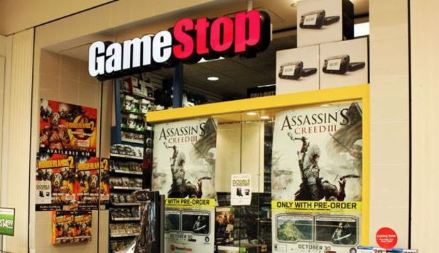 Gaming Culture Screenshot - gamestop