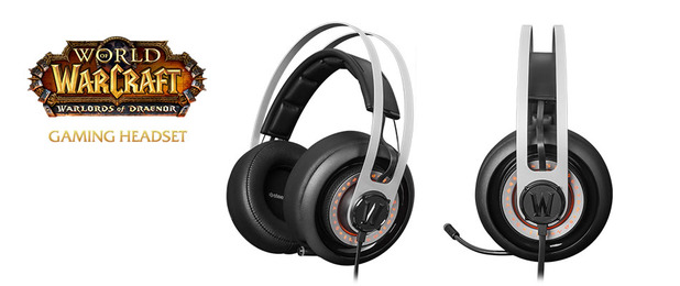 Gear & Gadgets Screenshot - steelseries siberia elite wow gaming headset