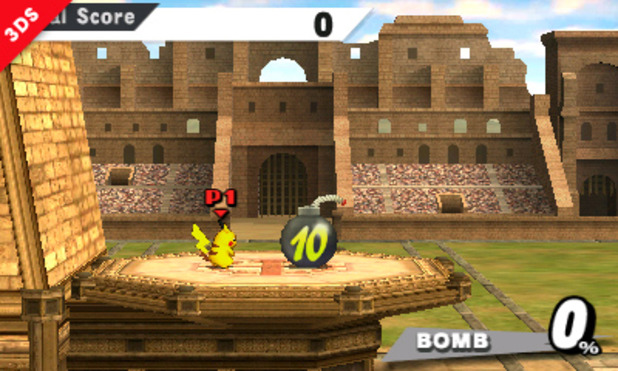 Super Smash Bros. for 3DS / Wii U Screenshot - 1168001