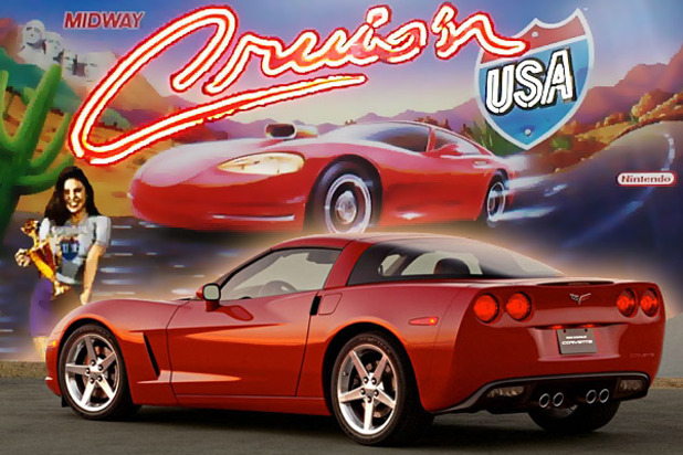 Screenshot - The Crew makes me want a modern version of Cruisin' USA