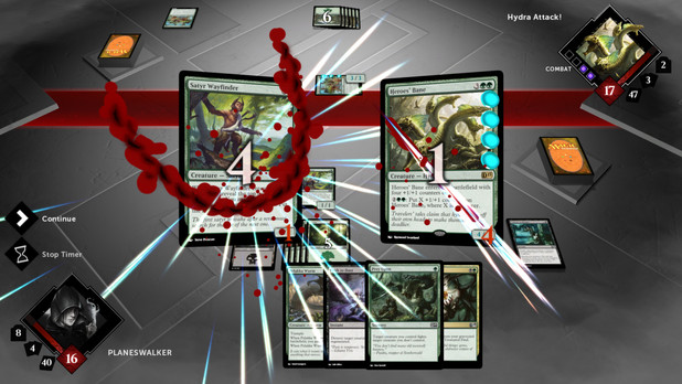 Magic 2015 - Duels of the Planeswalkers Screenshot - Magic 2015 Duels of the Planeswalkers Review – Mulligan
