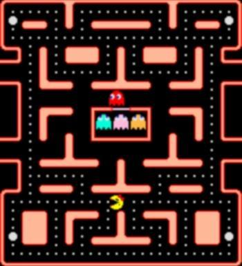 Ms. Pac-Man - ARC - 1