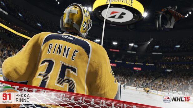 NHL 15 Screenshot - 1168075