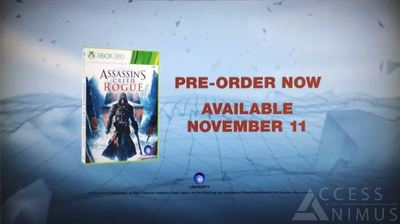 Assassin's Creed: Rogue Screenshot - 1168089