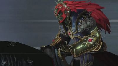 Hyrule Warriors Screenshot - Ganondorf