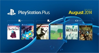PlayStation 4 Screenshot - PS Plus