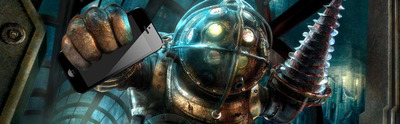 Screenshot - BioShock iOS