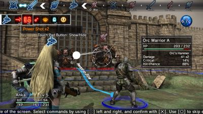 NAtURAL DOCtRINE Screenshot - Combat