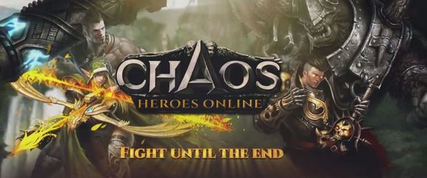 Chaos Heroes Online - Feature