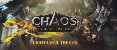 Chaos Heroes Online Screenshot - 1168246