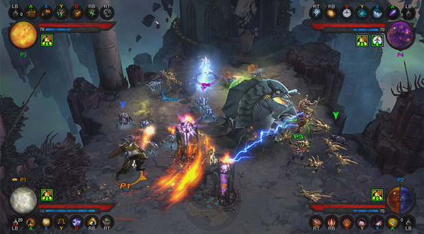 Future patches for diablo 3 on xbox one and ps4 will for Mirror xbox one to pc
