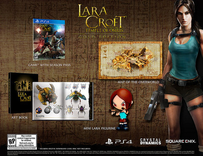Lara Croft and the Temple of Osiris Screenshot - Temple of Osiris Gold Edition