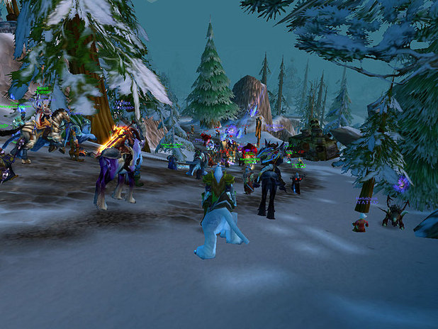 World of Warcraft Screenshot - It's time for World of Warcraft to go free-to-play