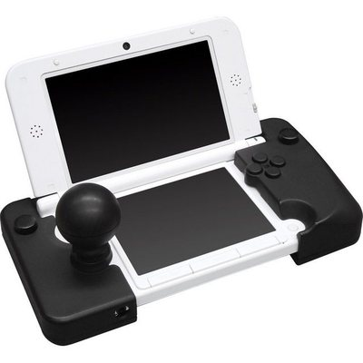 Arcade stick for 3DS XL