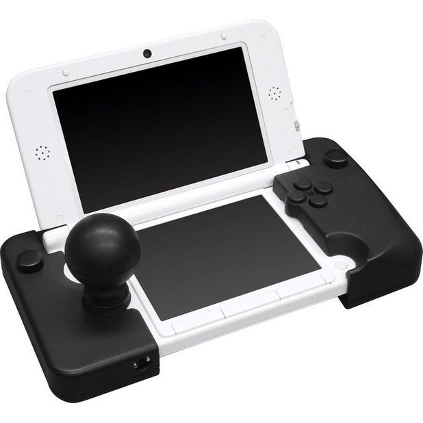 Nintendo 3DS XL Screenshot - Arcade stick for 3DS XL